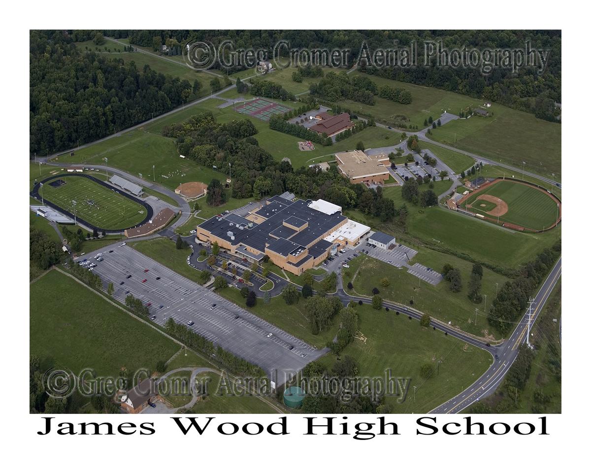 james wood high school